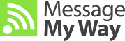 MessageMyWay Logo
